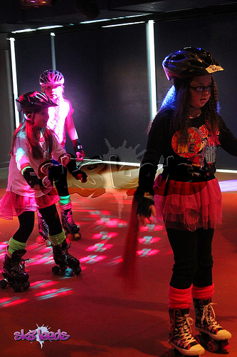 image_4.roller disco kids birthday party ideas