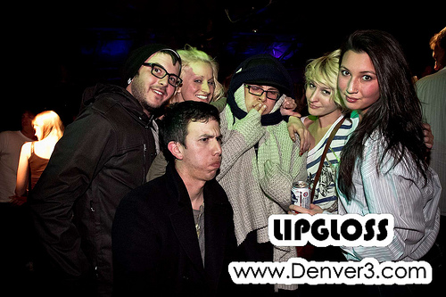 12.10.10 LIPGLOSS: Guest DJ Mr. Physix (WI: Dirty Disco Kidz/yea.nice) & Official Family Guy Trilogy Screening