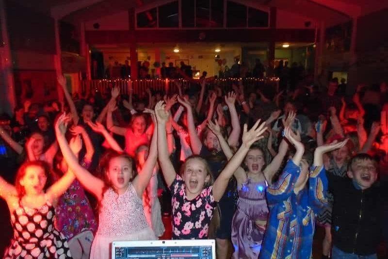 Kids Mobile Disco bury st edmunds school disco themed party