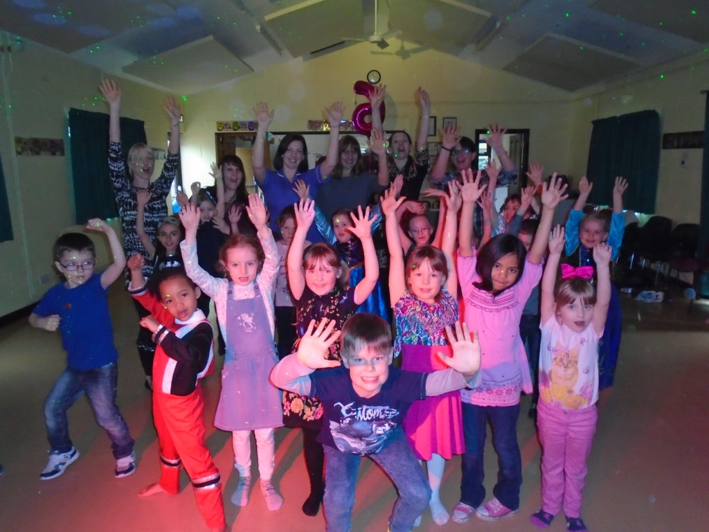Kids party croxton village hall norfolk