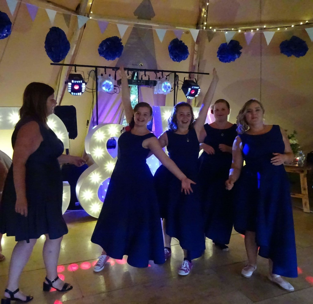 Wedding Disco Tipi Norfolk Karaoke Party
