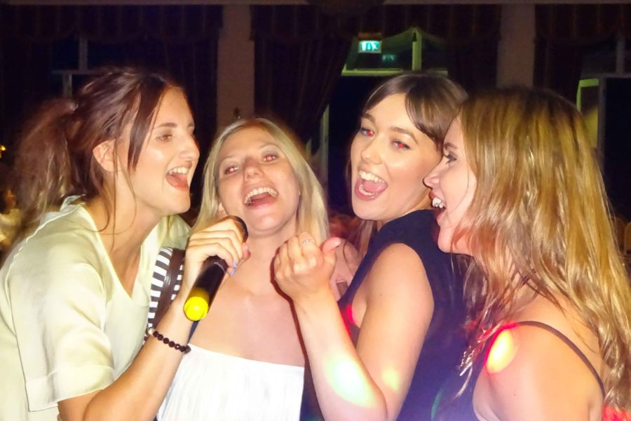 mobile disco hire- Lynford Hall Karaoke