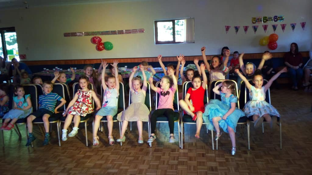 kids party - party games - musical chairs - british legion brandon - mindys roadshow