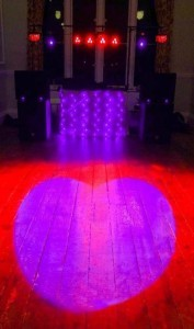 Wedding Disco - Lynford Hall Mindy's Roadshow
