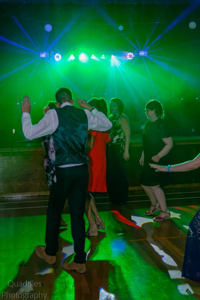 Wedding Disco Mindy's Roadshow Charles Burrell Thetford-6