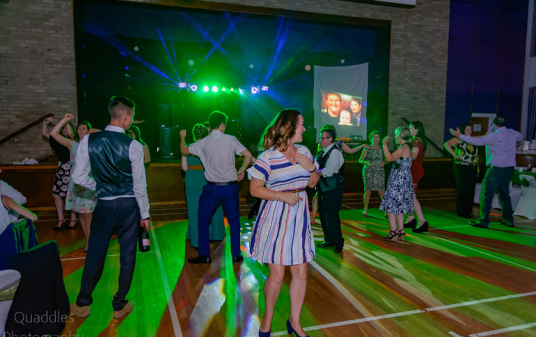 Wedding Disco Mindy's Roadshow Charles Burrell Thetford