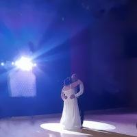 wedding mobile disco - disco - carnigie rooms thetford - first dance