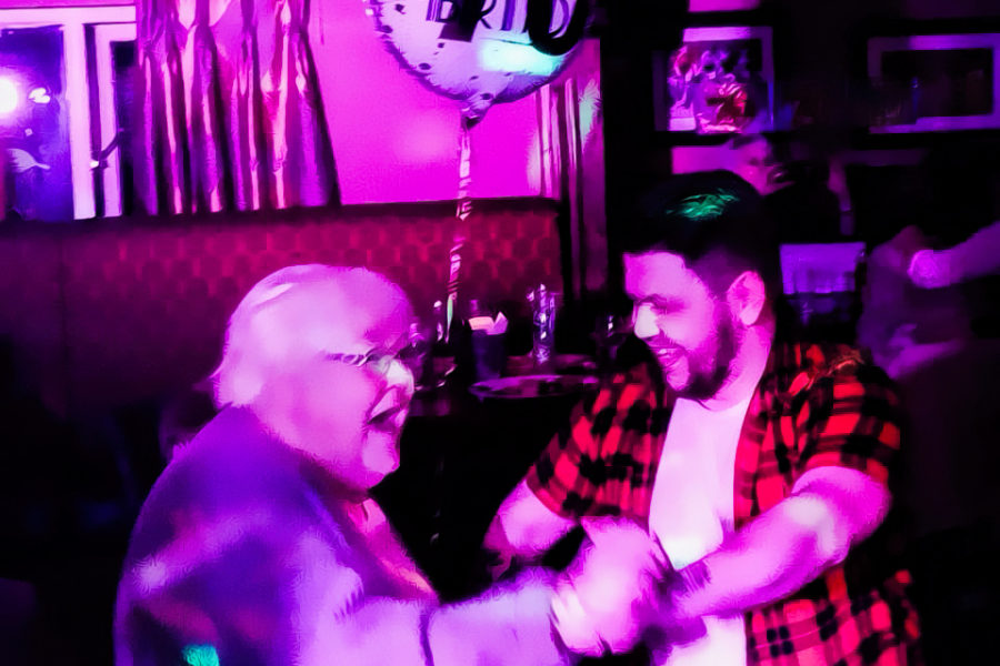 70th birthday Hungry Horse chase pub thetford