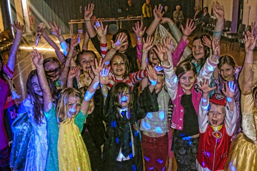 Kids Disco Party Munford Thetford Norfolk