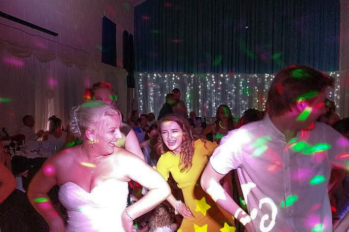 wedding-reception-disco-munford-village-hall-first-dance