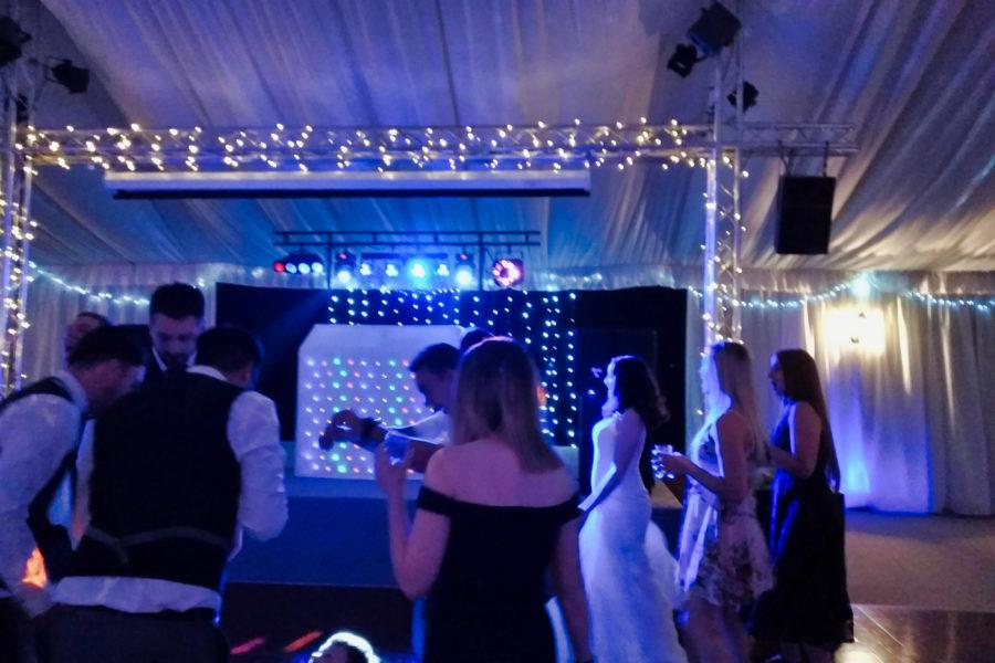Wedding Applewood Hall November 2018 Norfolk Mindys Roadshow
