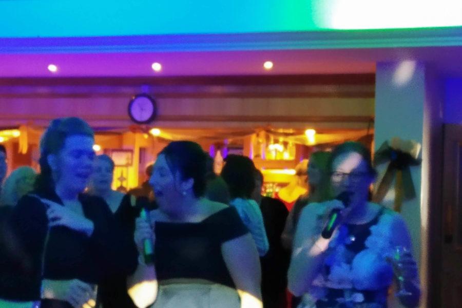 School-Lane-Surgery-Thetford-Thetford -Golf-Club-Mindy's-Roadshow-Disco-Karaoke-Girls